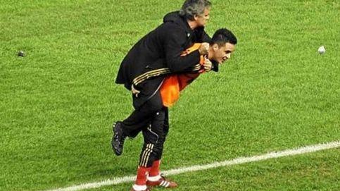 La frenética galopada en el Nápoles de José Callejón, el 'pony de Mourinho'