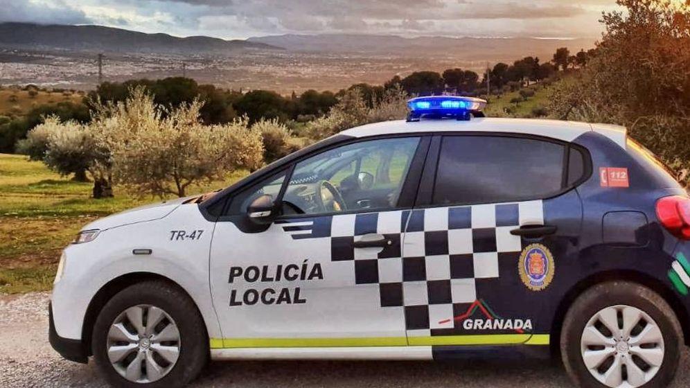 Foto: Coche patrulla de Policía de Granada (Policía Local de Granada)