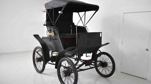 A subasta el 'abuelo' de los coches eléctricos (ya funcionaba en 1898)