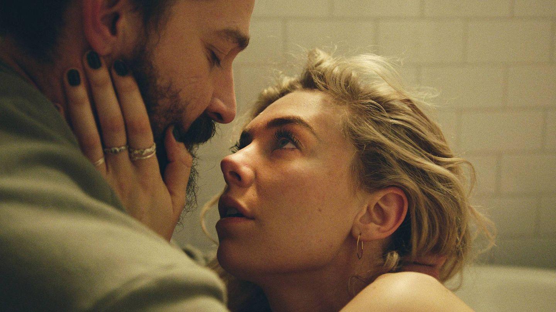 Vanessa Kirby y Shia LaBeouf son los protagonistas de este drama sobre la pérdida de un hijo. (Netflix)
