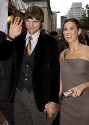 La crisis matrimonial de Demi Moore y Ashton Kutcher