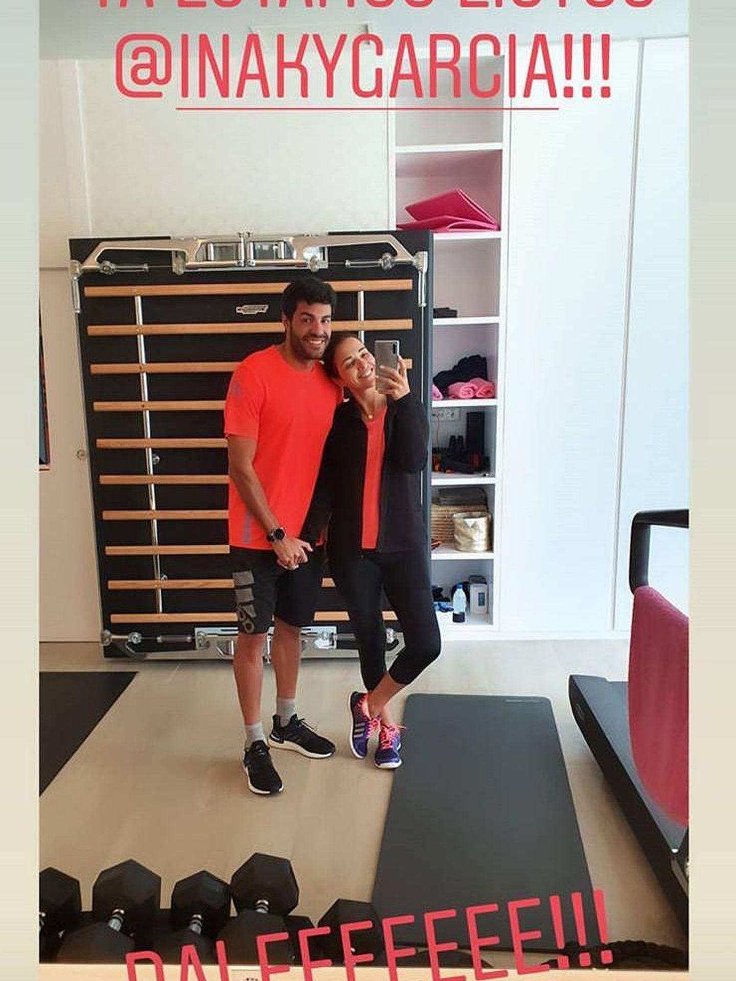 Miguel Torres y Paula Echevarría.  (Instagram)