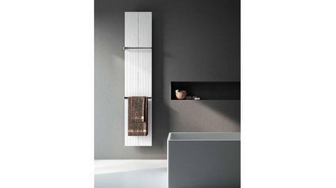 Radiadores de diseño: cómo calentar una casa de la forma más estética
