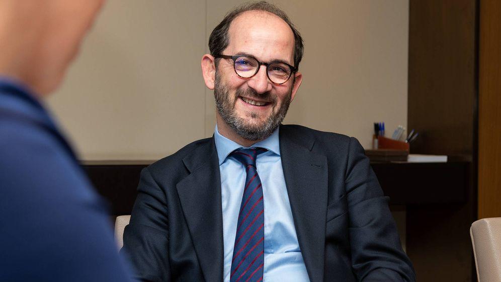 Foto: Fernando Bernad, socio de Cuatrecasas y responsable de la oficina de Madrid.