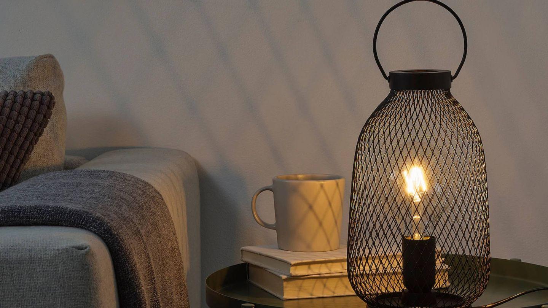 Decora tu casa con estas lámparas de Ikea. (Cortesía)