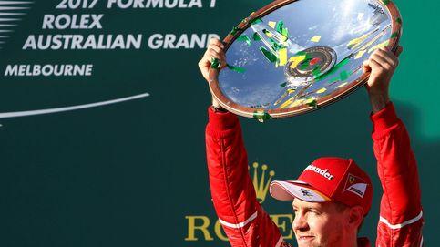 Vettel destrona a Hamilton