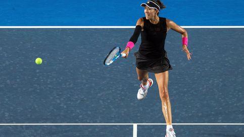 La inexplicable estrella menguante de Muguruza, la peor de las mejores tenistas