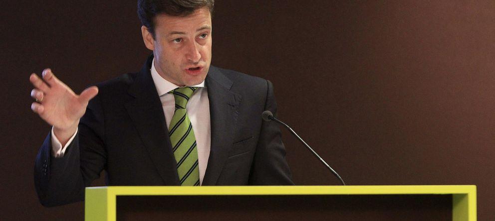 Foto: El director financiero de Bankia, Leopoldo Alvear (Efe)