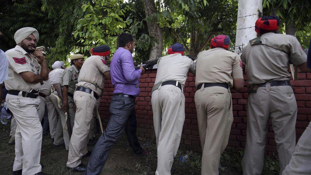 Al menos 4 muertos en un supuesto ataque terrorista en el noroeste de India