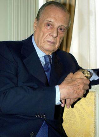 Foto: Fallece Sabino Fernández Campo