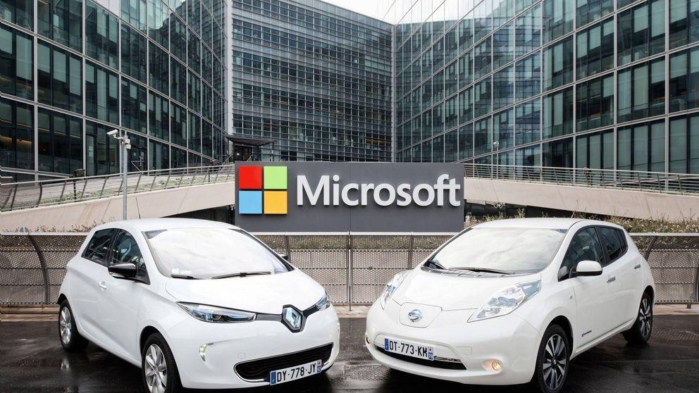 La Alianza Renault-Nissan se asocia con Microsoft