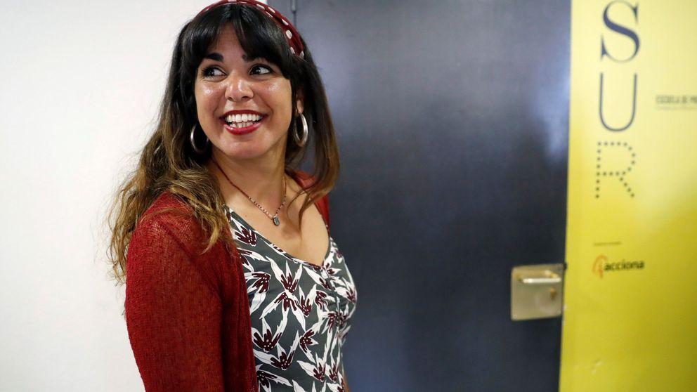 'Baby boom' en Podemos: Teresa Rodríguez y Kichi esperan su primer hijo