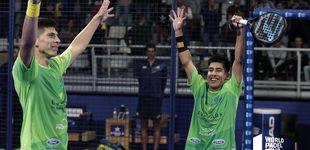 Post de La gran sorpresa del Alicante Open: los número 1 del World Padel Tour, eliminados