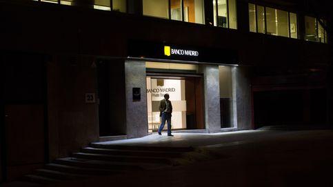 Los enviados del Bde reforman sus despachos en Banco Madrid