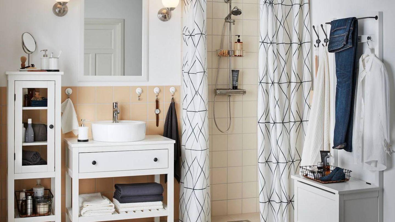 Consigue un baño organizado con Ikea. (Cortesía)