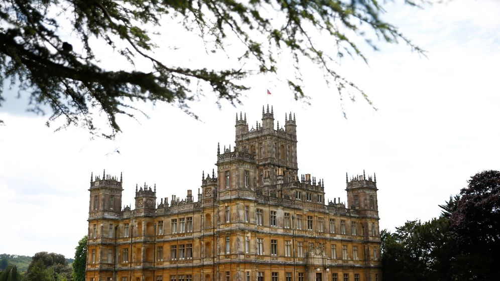 Foto: El castillo Highclere. (Reuters)