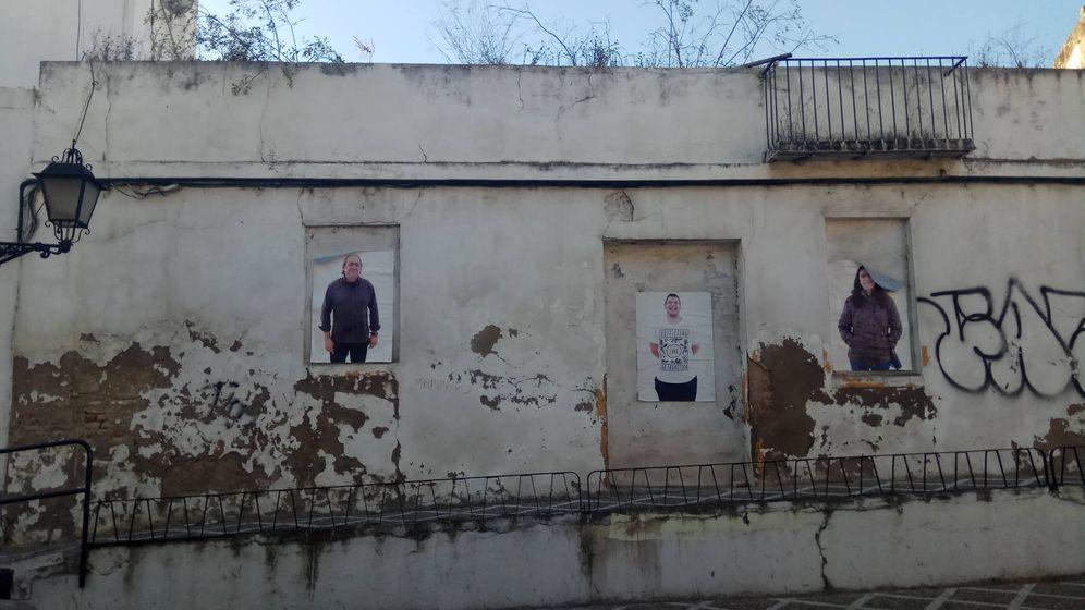 Foto: Pueblo de San Juan de Aznalfarache, Sevilla, que tuvo récord de abstención en las andaluzas de diciembre. (Foto: I. M.)