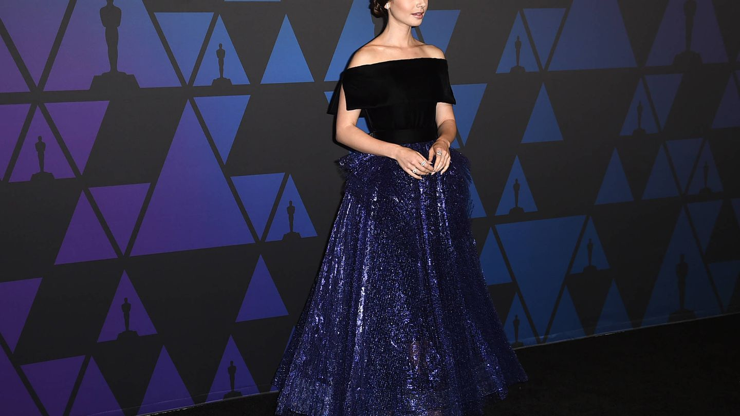 Lily Collins. (Getty)