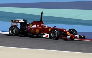 Las maletas antes de tiempo: Ferrari a Maranello y Alonso para Dubai