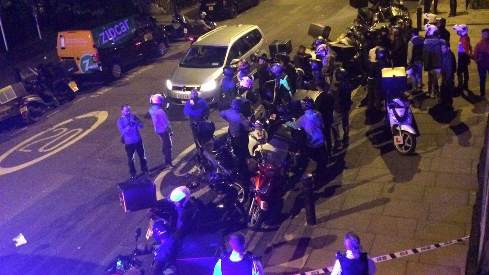 Oleada de ataques con ácido en Londres: ¿la nueva arma de las bandas criminales?
