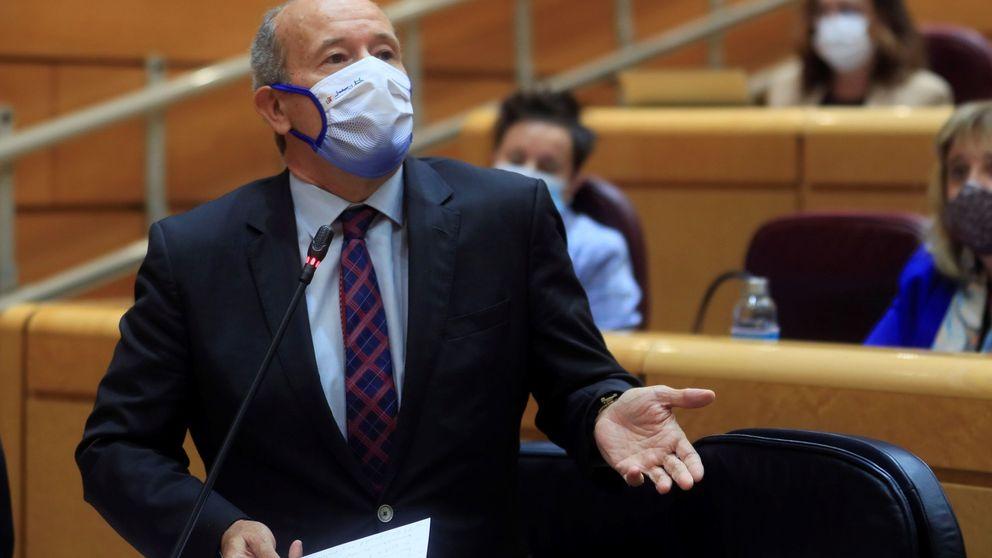 Parte del Gobierno quiere posponer la reforma del CGPJ a la moción de censura