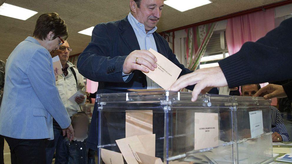 PP y Ciudadanos firman en La Rioja el acuerdo de regeneración democrática