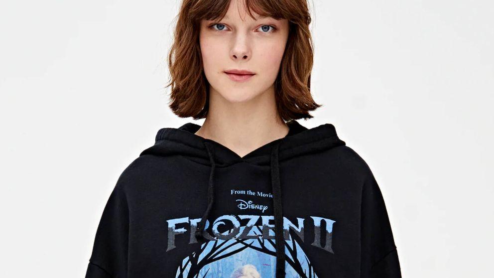 ¿Lista para ver 'Frozen II'? Pull & Bear tiene las sudaderas más divinas para ir al cine este finde