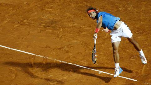 Nadal vuelve a mostrar su peor cara y cae en cuartos de Roma ante Wawrinka