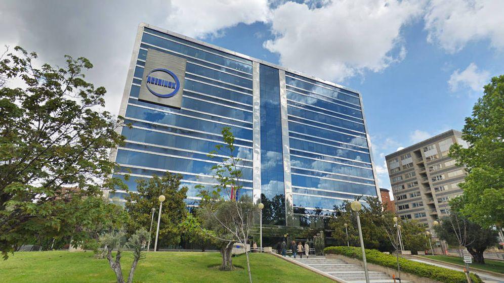 Foto: El Edificio Marbella es uno de los inmuebles que vende El Corte Inglés.