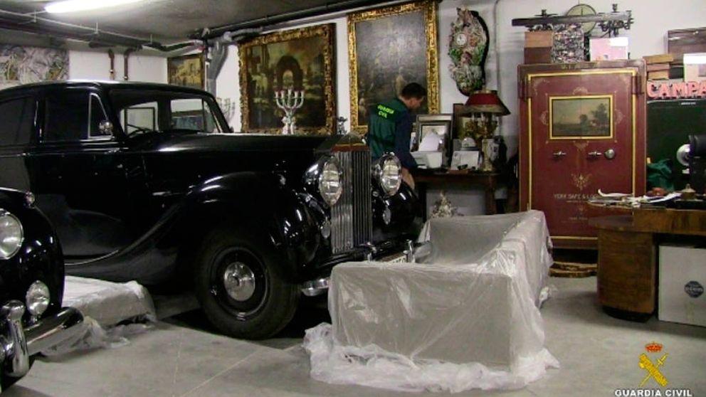 Recuperan más de 470 obras de arte en litigio por el legado de Muñoz Ramonet