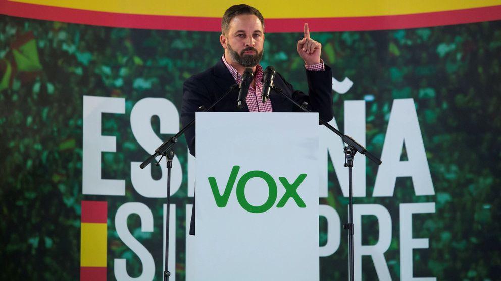 Abascal supera su tirón en Málaga al son del Novio de la Muerte