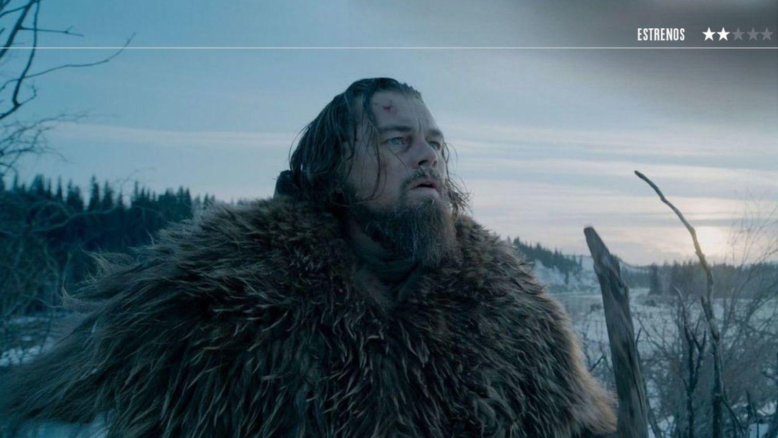 Foto:  Leonardo DiCaprio, en una escena del filme.
