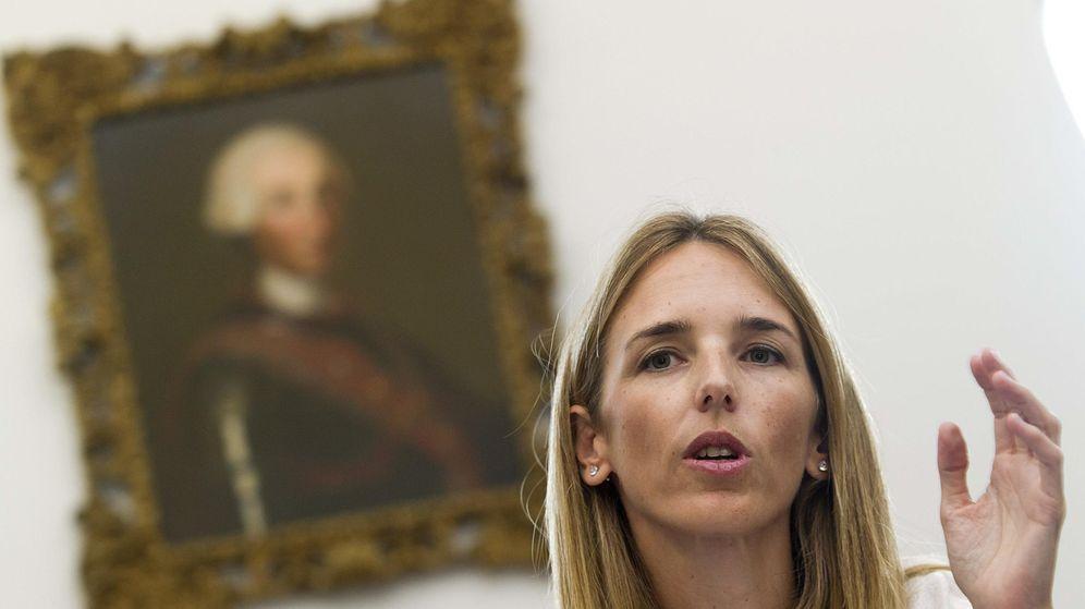 Foto: La diputada del PP Cayetana Álvarez de Toledo. (Efe)