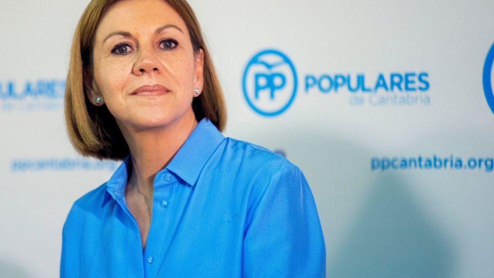 Cospedal, presidenta de la comisión de Exteriores a la espera del salto a Bruselas