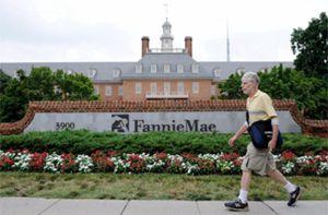 Fannie Mae pierde 37.922 millones en medio año y pide más ayudas públicas