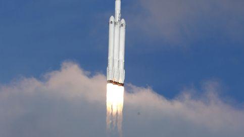 Triunfo del Falcon Heavy: Elon Musk pierde un coche y gana un cohete para viajar a Marte