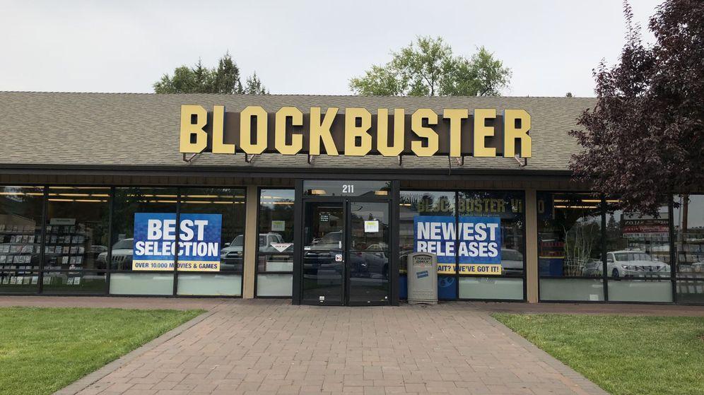 Foto: El último Blockbuster está en Bend, en el estado de Oregón (EFE/Tania Cidoncha)