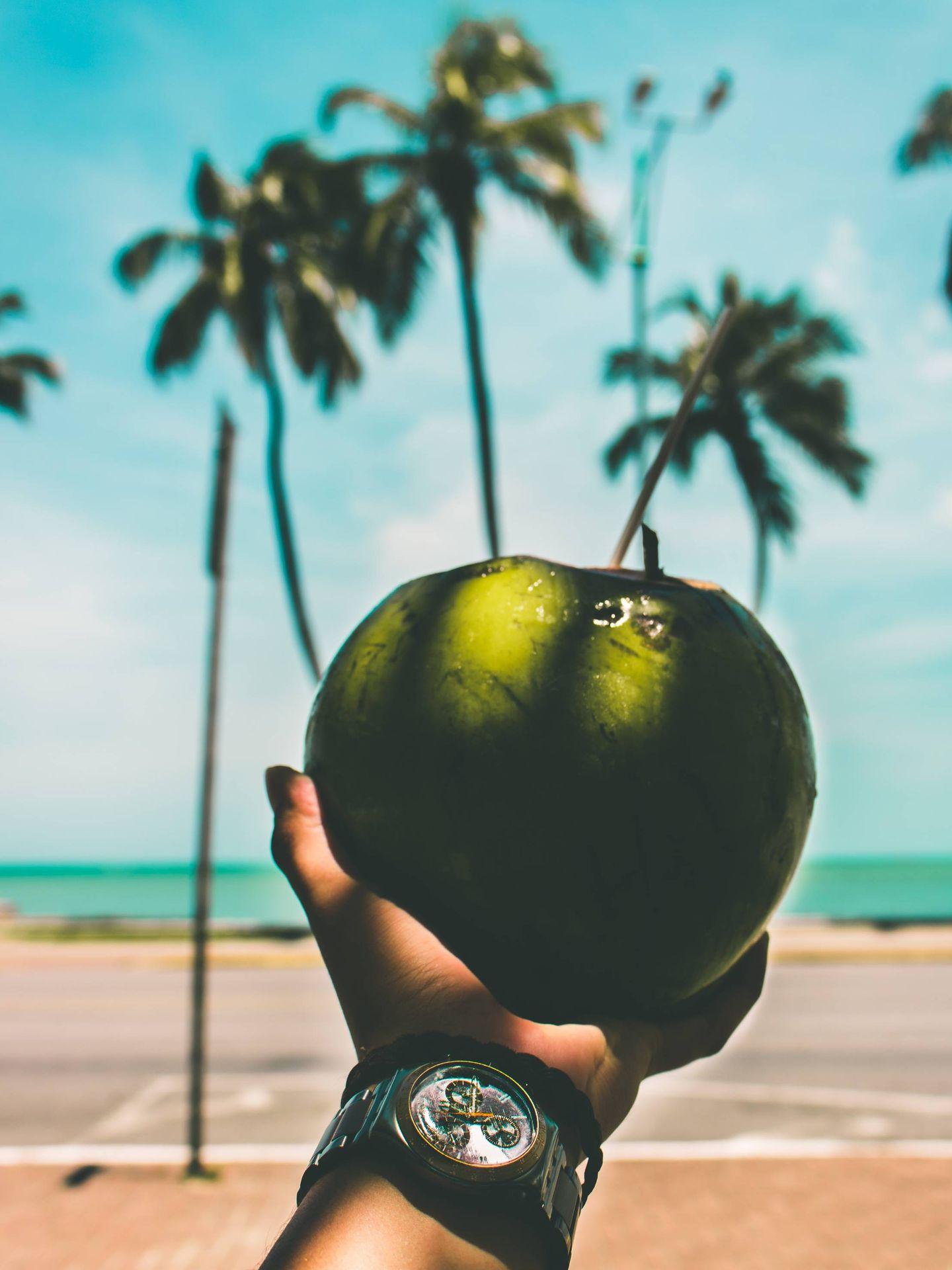 Como ingrediente principal, el aceite de coco te ayudará a calmar tu piel. (Unsplash)