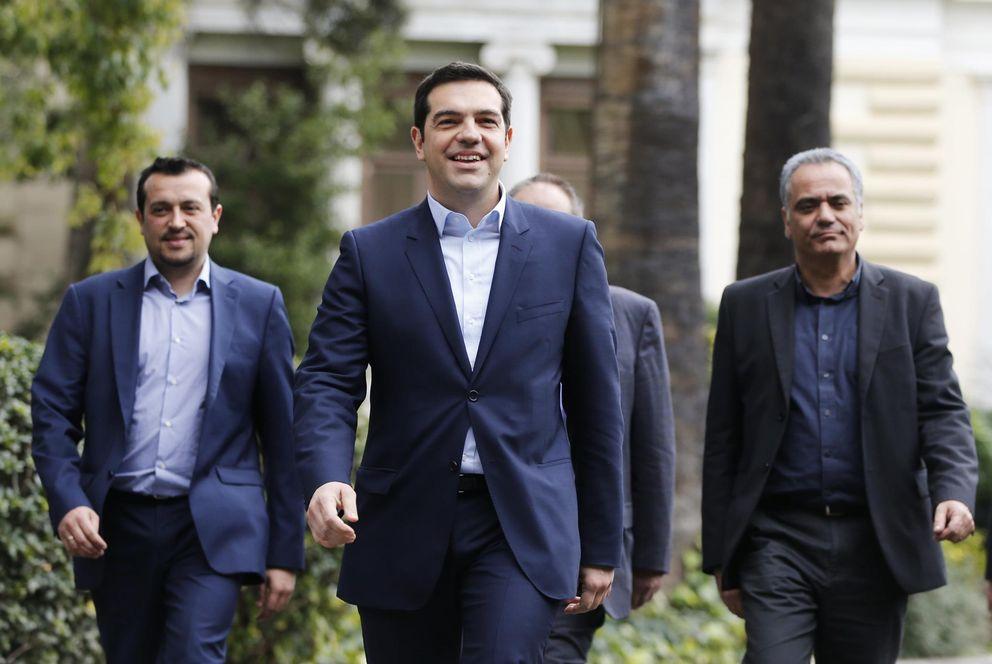 Tsipras nombra un Gobierno para batallar con la troika y sin una sola mujer