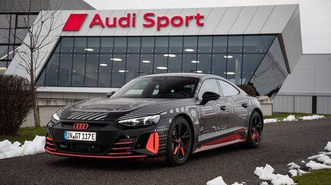 Audi ya admite pedidos en España del e-tron GT su gran berlina eléctrica