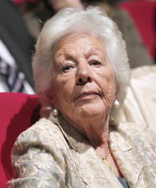 Foto: Menchu Álvarez, abuela de Doña Letizia (Gtres)
