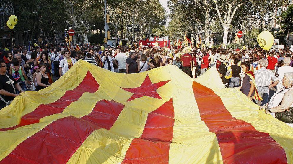 La Generalitat teme que habrá  'corralito' si Cataluña se independiza