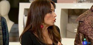 Post de María Escoté se enfrenta con Borja tras ser menospreciada en 'Maestros de la...'