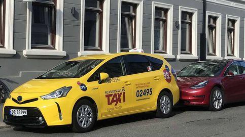 Toyota lidera el mercado noruego de automóviles sin tener un coche eléctrico