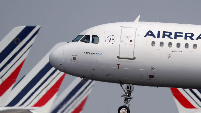 Air France-KLM se desploma en bolsa por Holanda, que alcanza un 13% del capital