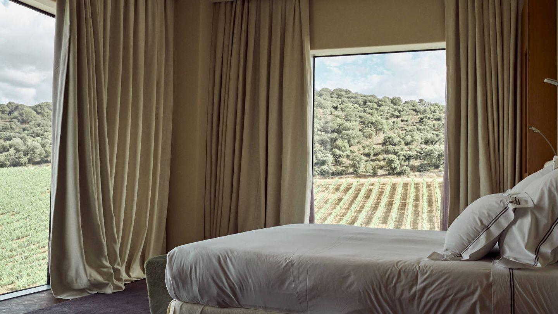 Aquí, entre viñedos, soñarás. (Cortesía Valbusenda Hotel &Spa)