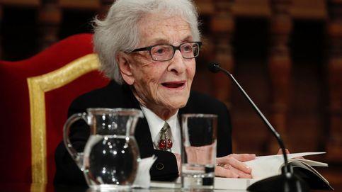 Ida Vitale lee los poemas de su último libro