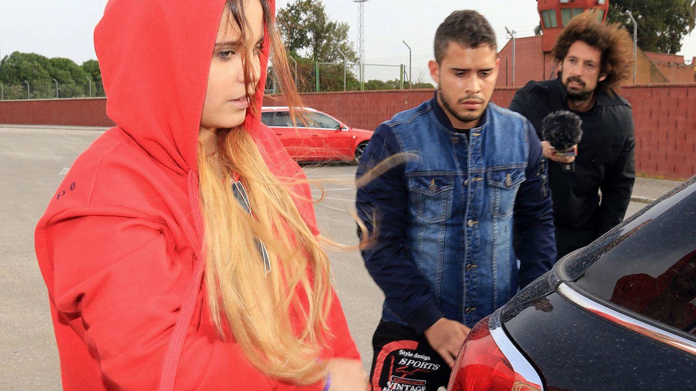 Gloria Camila y su hermano José Fernando en una imagen de archivo. (Gtres)