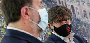 Post de Cisma en el Consell per la República: ERC se planta ante Puigdemont