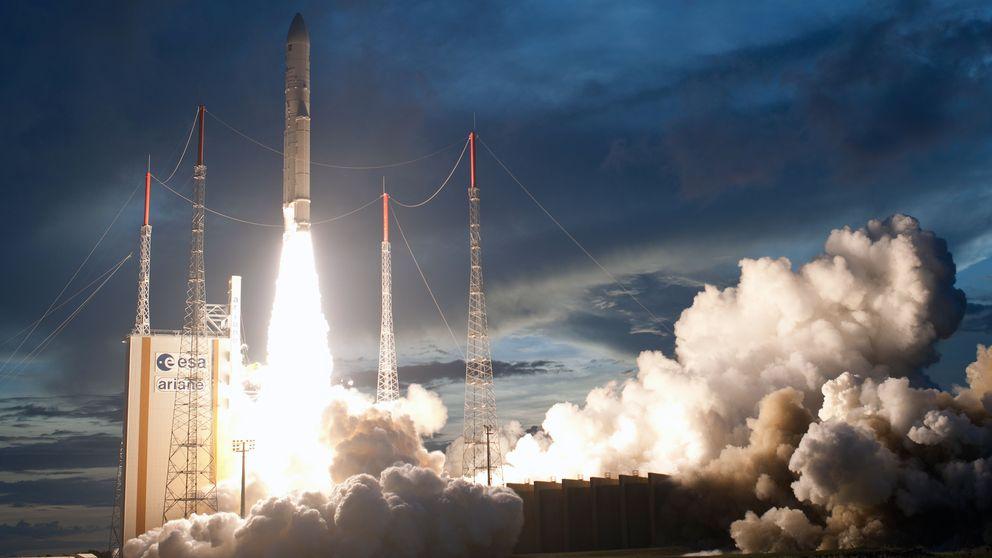 Un silenciador valenciano para los cohetes espaciales